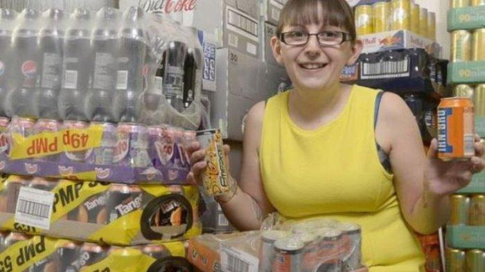 TAK BIASANYA! Wanita Ini Candu Minuman Energi: Kalau Saya Tak Minum, Saya Akan Migrain