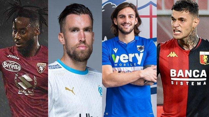 Transfer Liga Italia - AC Milan Mau Soualiho Meite, Strootman Gabung Genoa, Torregrossa ke Sampdoria
