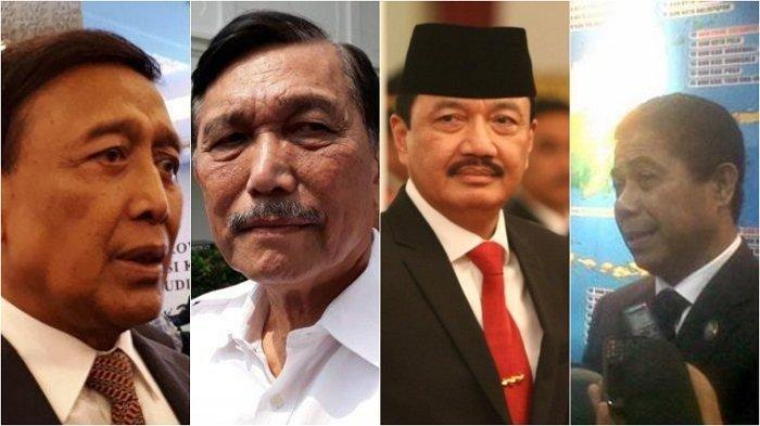 LIPI Sebut Alasan Luhut, Wiranto, BG dan Gories Mau Dibunuh, Ada Peran Purnawirawan Ingin Berkuasa?