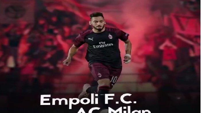 Jadwal Live Streaming Beinsport 1 Empoli vs AC Milan Liga Italia Pekan 6 Dini Hari