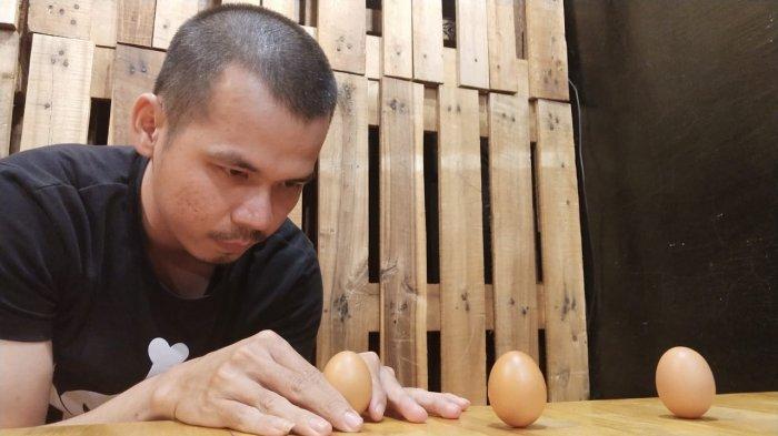 Begini Kepercayaan Warga Tionghoa Batam Mengenai Telur Berdiri di Hari Pechun