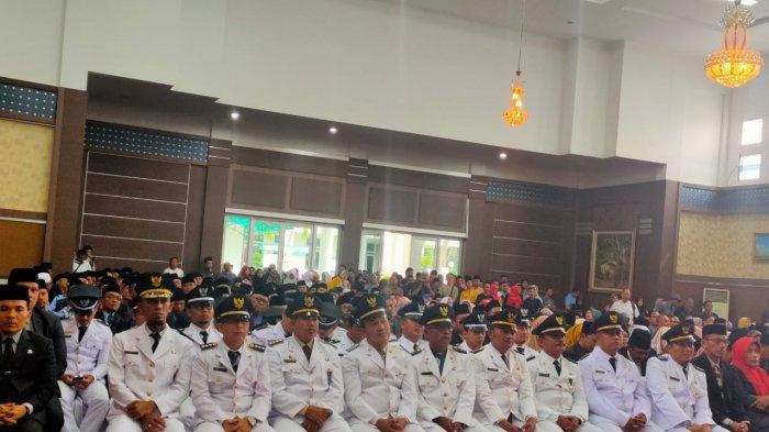 Tidak Hanya Kepala OPD, Delapan Camat di Karimun Ikut Dilantik oleh Bupati Aunur Rafiq