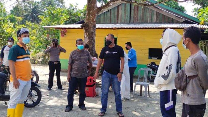 Pemerintah Tak Mau Kecolongan, 6 Pasien Covid-19 yang Berkeliaran di Lingga Dijemput Paksa