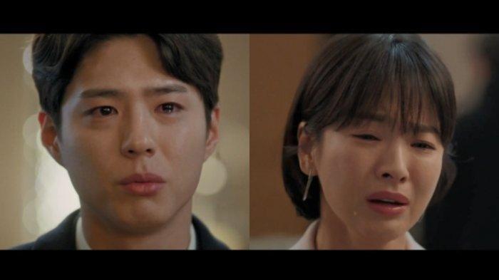 Telah Berakhir, Ini Ungkapan Perasaan Pemain Drama Encounter, Song Hye Kyo Sampai Unggah Klip Ini