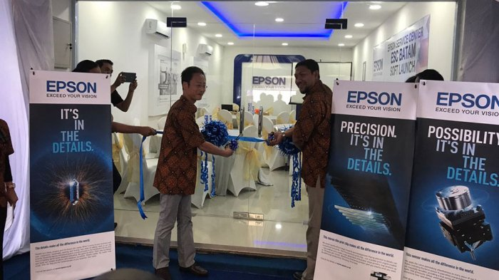 Kini Epson Service Center Hadir Di Batam Catat Lokasinya Tribun Batam