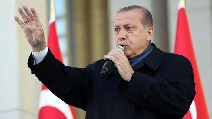 Presiden Erdogan Melawan, Turki Akan Boikot Produk Elektronik AS, Termasuk iPhone