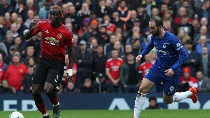 Hasil Akhir Liga Inggris, Manchester United dan Chelsea Sama Kuat, The Blues Tahan Imbang Tuan Rumah