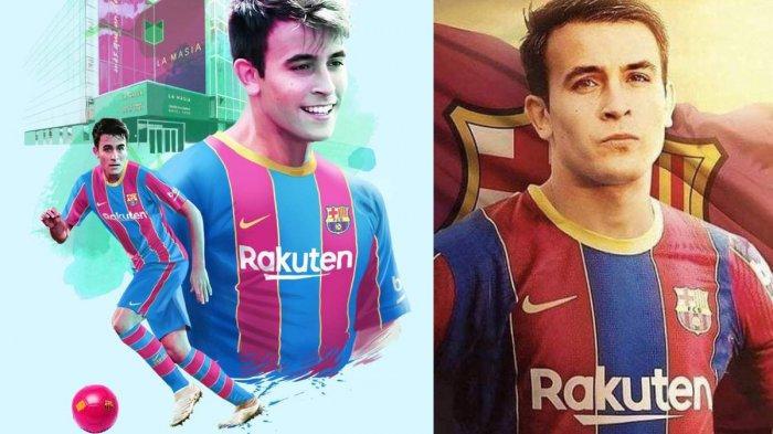 UPDATE Transfer Klub Liga Spanyol, Resmi, Eric Garcia Kembali ke Barcelona