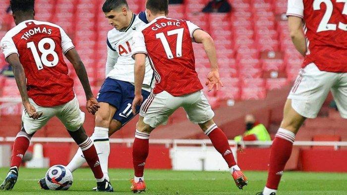 Apa Itu Rabona? Teknik Mencetak Gol Erik Lamela ke Gawang Arsenal, Darimana Asal Usulnya?