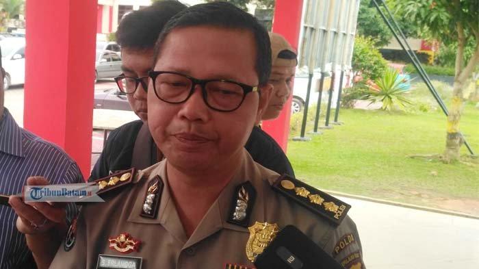 Polisi Siap Bubarkan Aksi GSI di Batam. Erlangga : Sampai saat Ini Belum Ada Izin