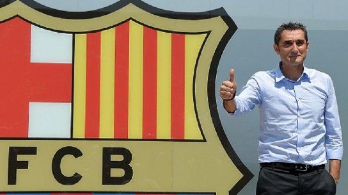 Ernesto Valverde Jadi Pelatih Barcelona, Pep Guardiola Tolak Beri Masukan. Kenapa?