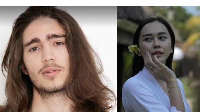 Status Suami Aura Kasih, Eryck Amaral Ternyata Duda dan Punya Seorang Putri di Brazil