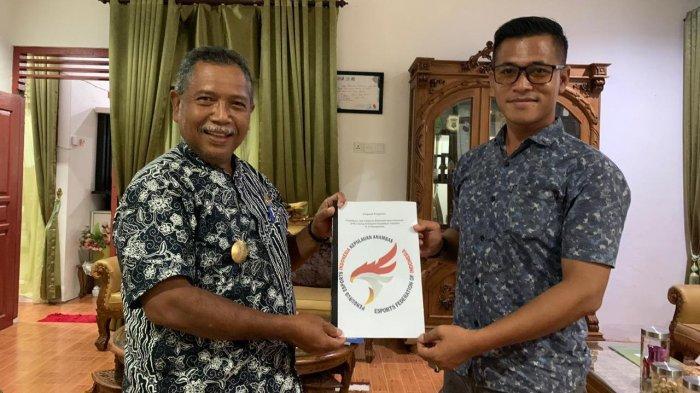 Terdaftar di KONI, ESI Anambas Jadi Wadah Pecinta Gamers di Pulau Terluar Kepri