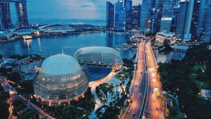 Kamu Pertama Kali ke Singapura? Simak 7 Hal yang Selalu Dilakukan Orang Indonesia
