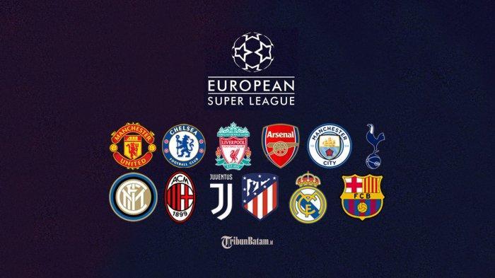 6 Klub Liga Inggris Chelsea, City, MU, Spurs, Arsenal, Liverpool Mundur dari European Super League
