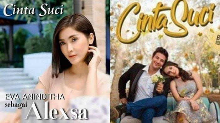 Eva Aninditha Gantikan Peran Cleo di Sinetron Cinta Suci SCTV, Saingan Irish Bella?