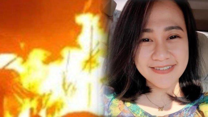 Sosok Perawat Cantik yang Dibakar Hidup-hidup di Klinik, Alami Luka 60 Persen di Tubuhnya