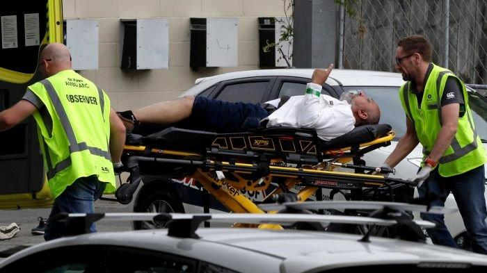 Aksi Teror Penembakan di Selandia Baru, Sejumlah Negara Kirimkan Simpati dan Ucapan Belasungkawa