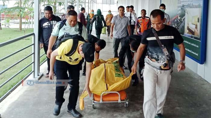 Seorang Warga Negara Singapura Meninggal di Kapal saat Perjalanan ke Batam