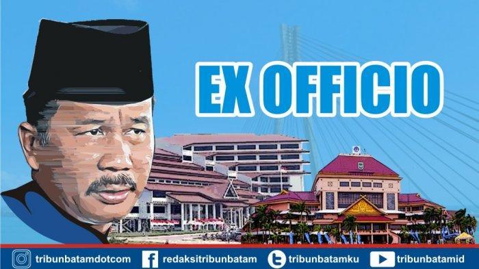 Rudi Bakal Dilantik Ex Officio Kepala BP Batam Sore Ini, Jumat (27/9) Jam 17.00 WIB