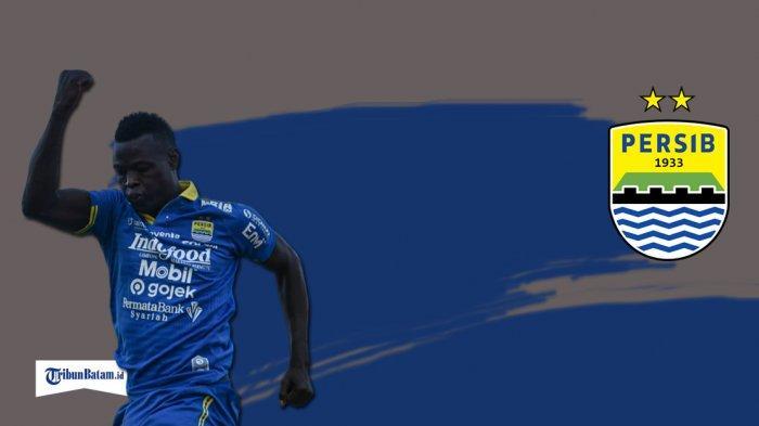 Ezechiel N Douassel Mundur dari Persib Bandung, Ini Kata Manajer Persib Bandung Umuh Muchtar