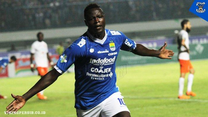 Eks Pelatih Persib Bandung Kritik Penampilan Ezechiel N Douassel di Putaran Pertama Liga 1 2019