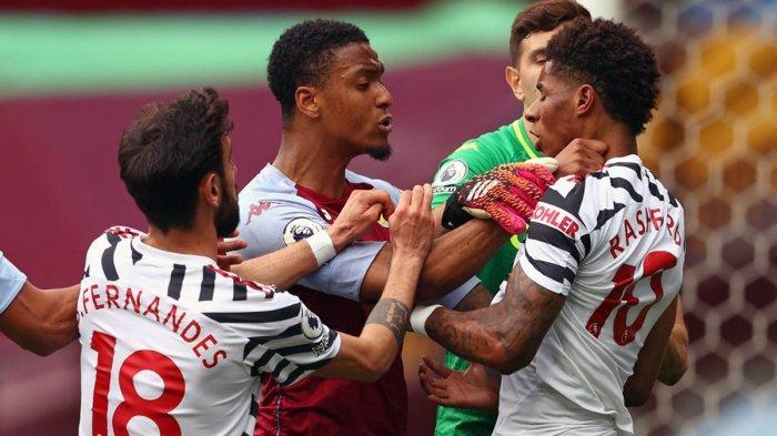 Hasil, Klasemen, Top Skor Liga Inggris Setelah MU Menang, Arsenal Menang, Bruno Fernandes 17 Gol