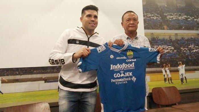 Perkuat Persib Bandung di Liga 1 2019, Fabiano Beltrame Ungkap Dua Pesaing Berat Maung Bandung