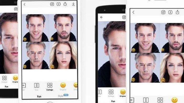 Cara Edit Foto Wajah Cowok Jadi Cewek yang Lagi Trend, Download Aplikasi Ini, Ikuti Langkah Mudah