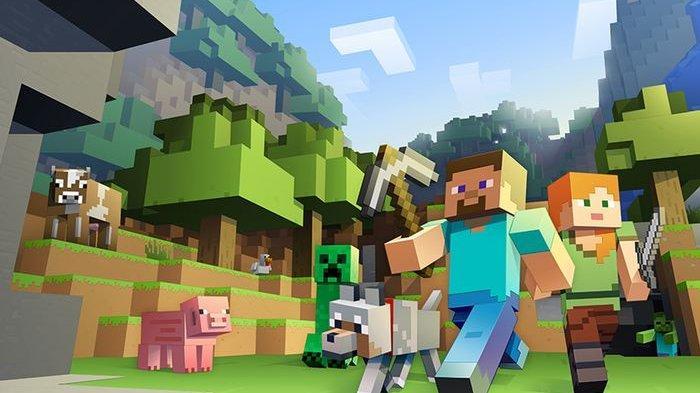 Facebook Latih Para Pakar AI Dengan Game Minecraft