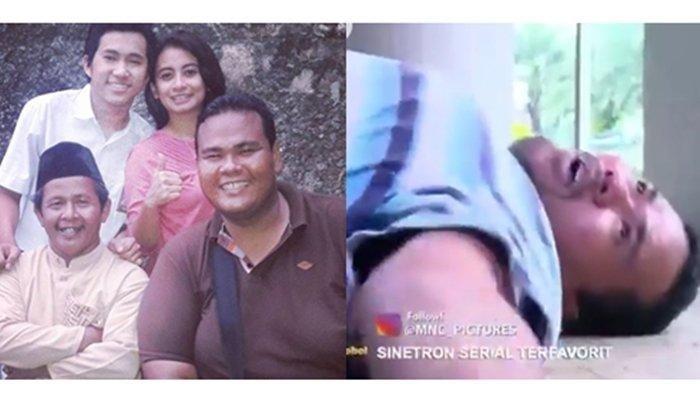 Fahmi Bo Berperan Sebagai 'Deddy' di Sinetron Tukang Ojek Pengkolan Dibuat Meninggal, Kenapa?