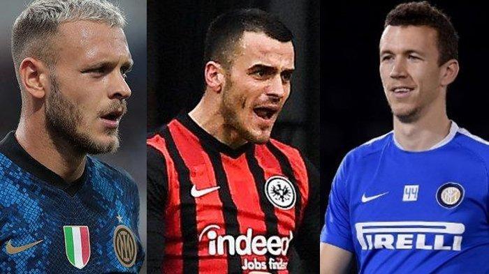 Transfer Inter Milan - Dimarco Tambah Kontrak, Robin Gosens atau Filip Kostic Ganti Ivan Perisic?