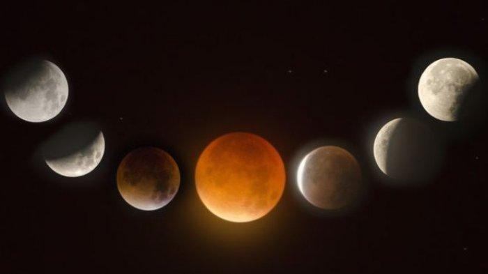 Super Moon 2019 - Begini Cara Seting Kamera Saat Memotret Supermoon. Waspada Gelombang Tinggi