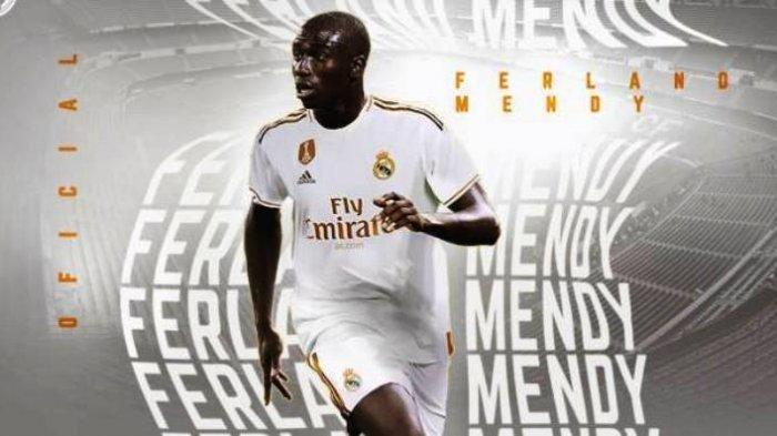 Bek Baru Real Madrid, 5 Hal yang Perlu Diketahui Tentang Ferland Mendy
