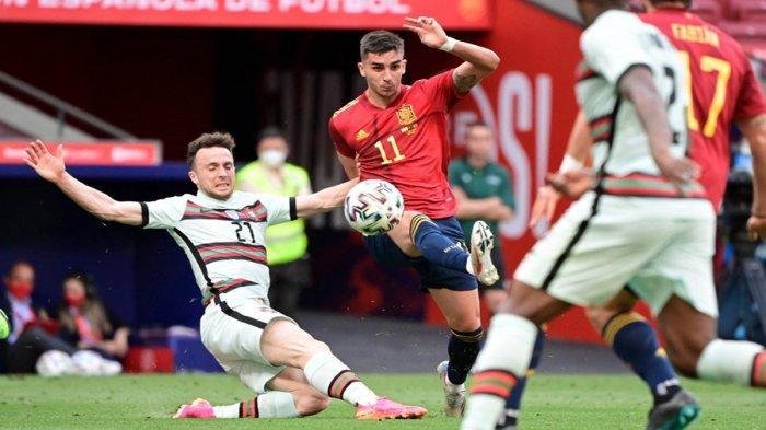 Siaran Langsung EURO 2020 Malam Ini, Spanyol vs Swedia, Live TV Online RCTI & Mola TV