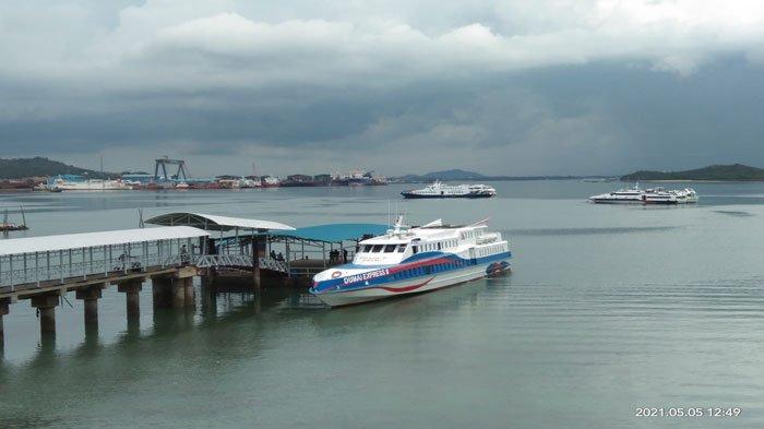 JADWAL 14 Trip Kapal Ferry di Pelabuhan Sekupang Batam, Last Ferry Pukul 16.15 WIB