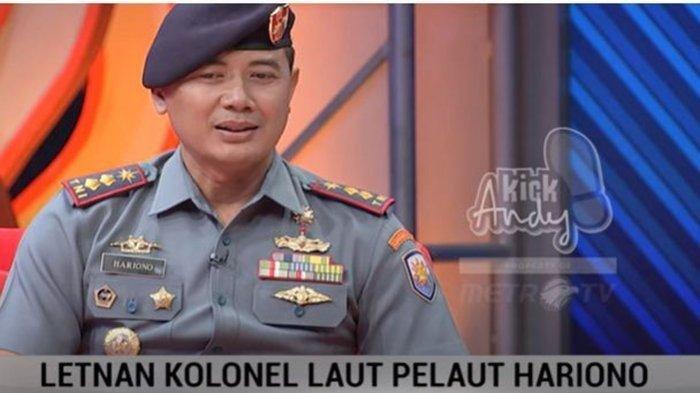 Sosok Letkol Hariono, Anak Sopir Angkot Jadi Komandan TNI AL, Pernah Ditolak 3 Akademi