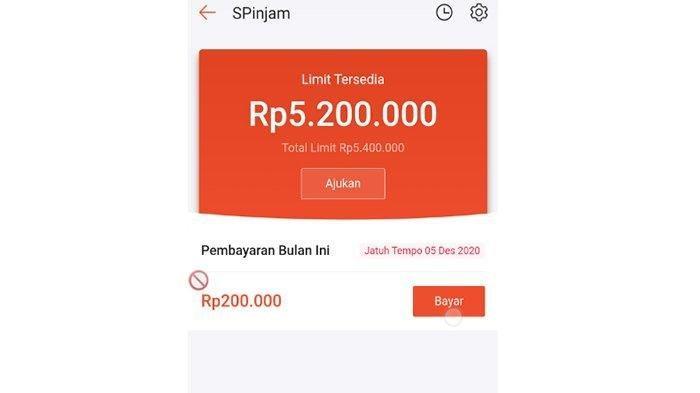 Cara Pinjam Uang SPinjam Pakai Aplikasi Shopee, Syaratnya Cukup Rekening Bank