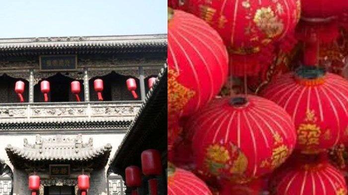 IMLEK 2019 : Ternyata Ini Asal Usul Lampion yang Meriahkan Tahun Baru Tionghoa, Simbol Status Sosial