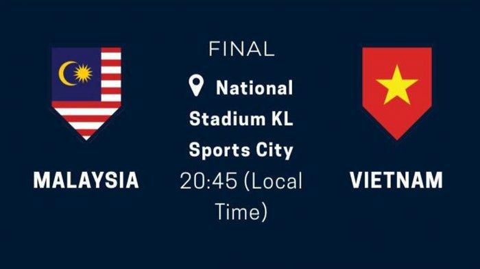 Link Live Streaming Final Piala AFF 2018: Malaysia vs Vietnam. Kick Off Jam 19.30 WIB