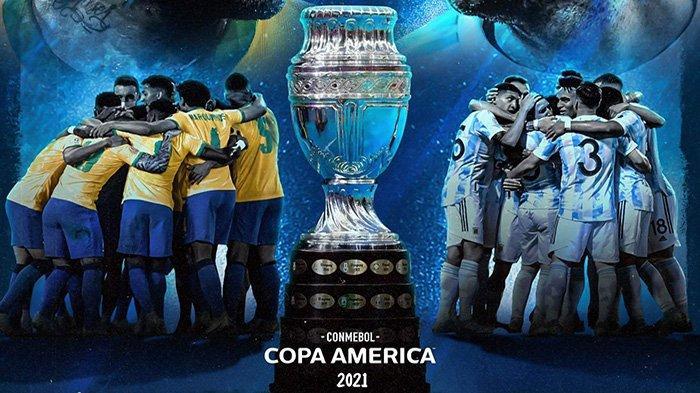 Brazil vs Argentina di Final Copa America 2021, Kesempatan Lionel Messi Persembahkan Trofi