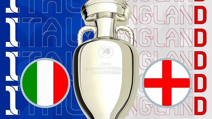 Jadwal Final Piala Eropa 2020 Italia vs Inggris: Football Is Coming Home atau Coming Rome?