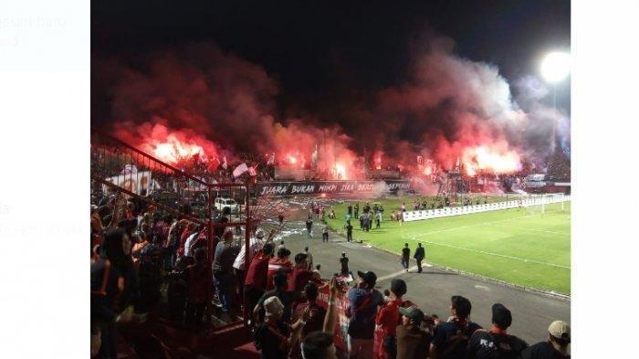 Persija Kalahkan Bali United. Geser PSM di Puncak Klasemen Liga 1 2018