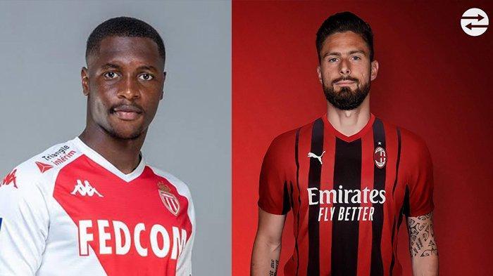 Transfer AC Milan - Olivier Giroud - Fode Ballo-Toure Akan Jadi Pemain Baru Milan, Marcel Sabitzer?