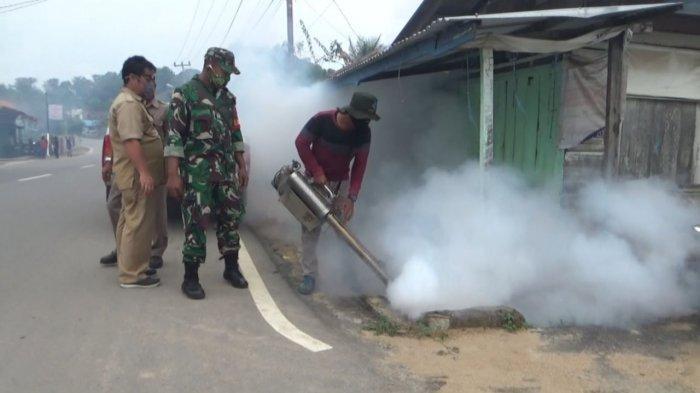 Warga Kecamatan Tebing Minta Dinkes Karimun Fogging, Dua Orang Terjangkit Demam Berdarah