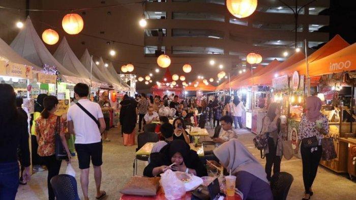 Foodies Lantern Festival, Event Kuliner Bertabur Lampion Untuk Sambut Cap Go Meh