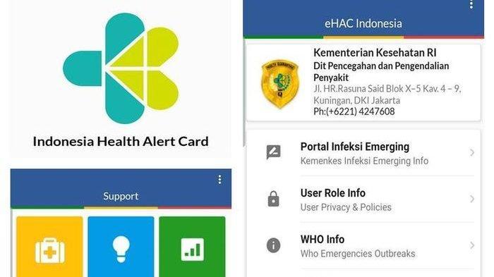 Berita Teknologi: Aplikasi e-HAC Bisa Diakses dari Aplikasi PeduliLindungi Android