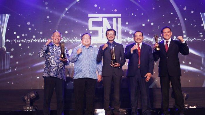 ATB Raih SNI Platinum Award yang Kedua