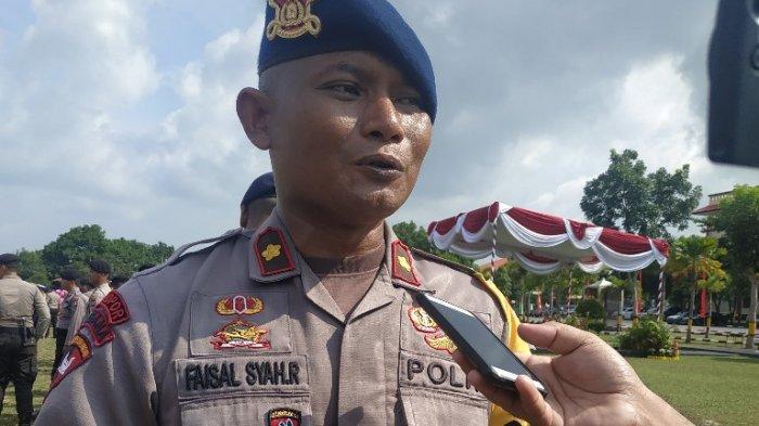 Kisah Kompol Faisal Syahroni Brimob Polda Kepri BKO ke Jakarta Amankan Pemilu 'Saya Rindu Anak'