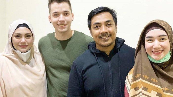 Stefan William Tolak Ajakan Ustaz Riza Muhammad Bahas Rumah Tangganya, Celine Evangelista: Dibalas?